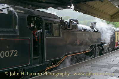 Llangollen Railway - May 19, 2017