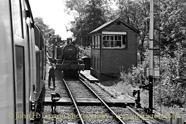 Llangollen Railway - 1960s Gala Weekend - July, 2017