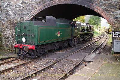 Llangollen Railway - Along South Western Lines Gala - October 14, 2017