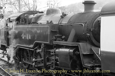 Llangollen Railway - Western Changeover Gala - April 14, 2018