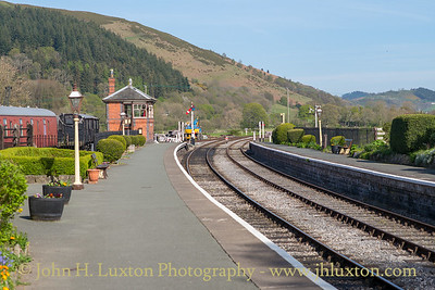 Llangollen Railway - April 20, 2019