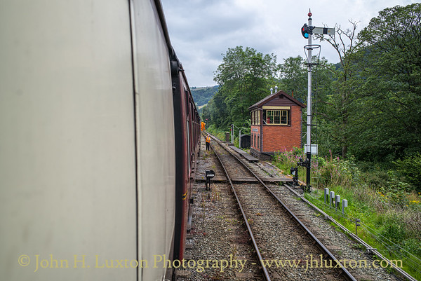 Llangollen Railway 1960s Gala - August 04, 2019