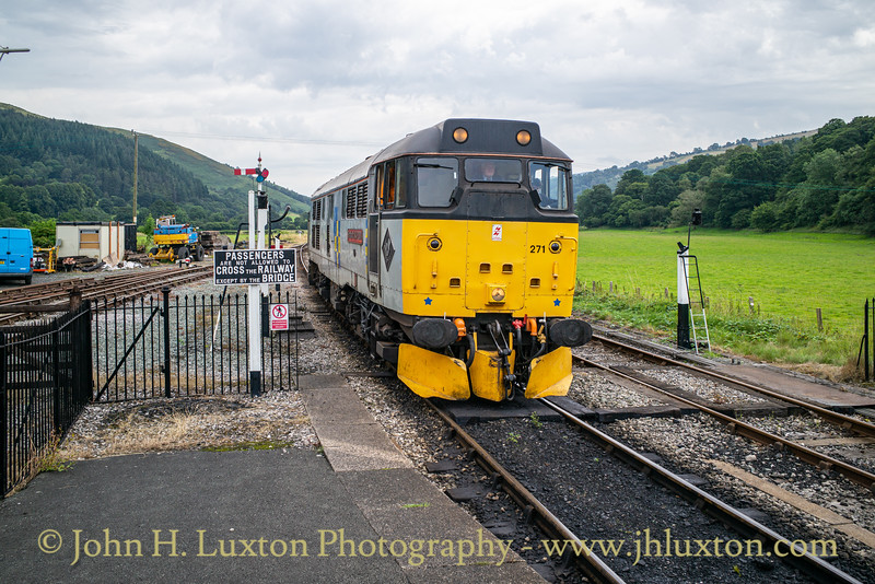 Llangollen Railway 1960s Gala - August 04, 2019