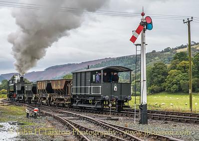 Llangollen Railway - Foxcote Manor Returns Gala - October 12, 2019