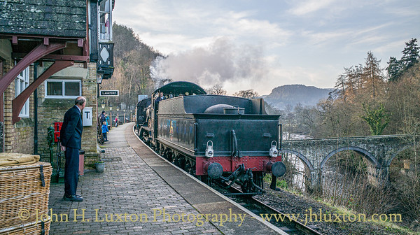 Llangollen Railway - January 01, 2020