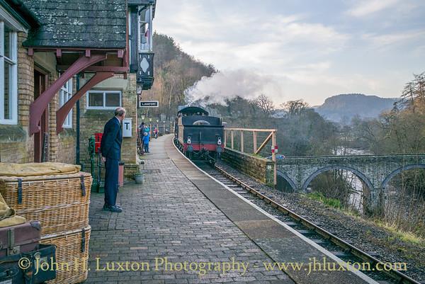 Llangollen Railway - January 01, 2020
