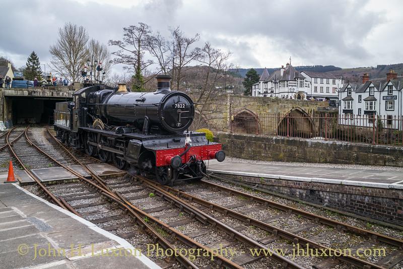 Llangollen Railway - March 14, 2020