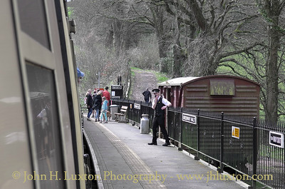 Dartmouth Steam Railway (Dart Valley Railway plc) April 05, 2016