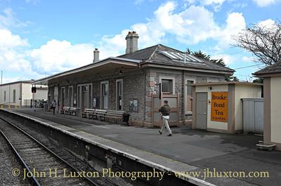 Dartmouth Steam Railway (Dart Valley Railway plc) April 05, 2016