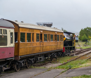 Pontypool and Blaenavon Railway - May 26, 2019