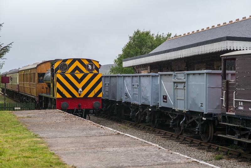 Pontypool and Blaenavon Railway - May 26, 2019