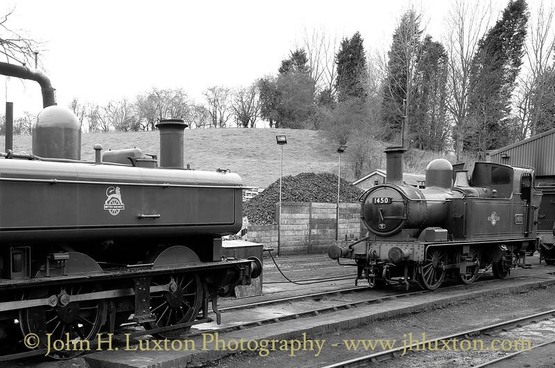 Severn Valley Railway - March 12,  2016