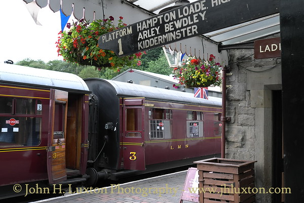 Severn Valley Railway - July 20, 2012
