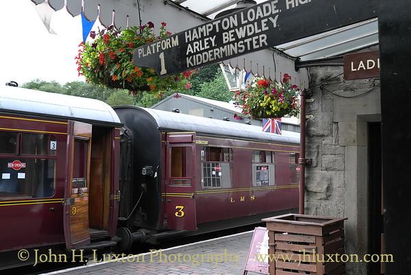 Severn Valley Railway - July 20, 2012