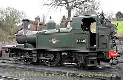 Severn Valley Railway - March 12,  2016