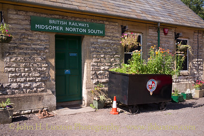 Midsomer Norton Station - August 27, 2017