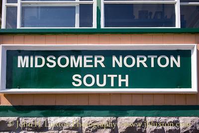 Midsomer Norton Station - August 27, 2017
