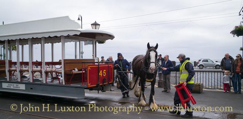 Douglas Horse Tramway - June 16, 2018