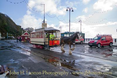 Douglas Horse Tramway - November 05, 2017
