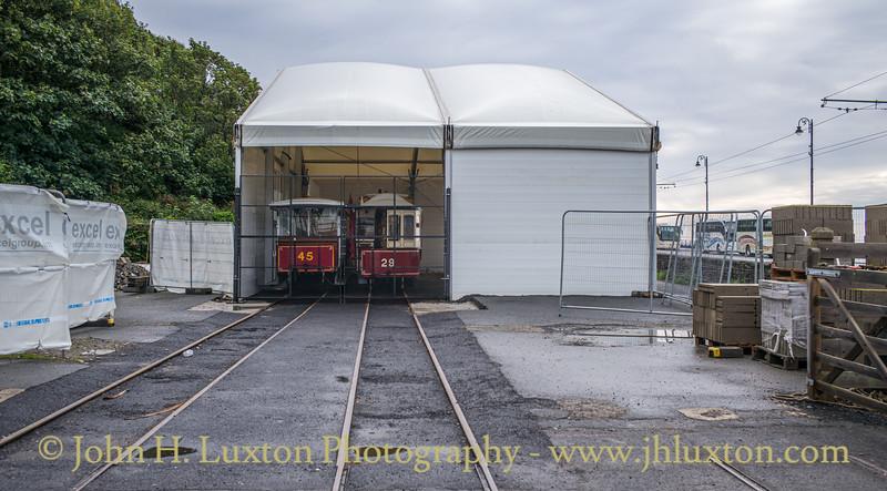 Douglas Horse Tramway - July 30, 2019