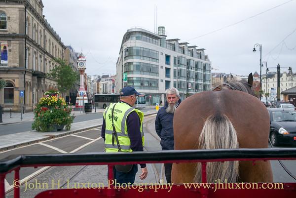 Douglas Horse Tramway - July 31, 2018
