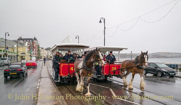 Douglas Horse Tramway - July 28, 2018