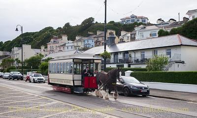 Douglas Horse Tramway - July 29, 2018