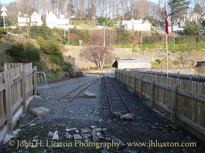 The Great Laxey Mine Railway - 2008