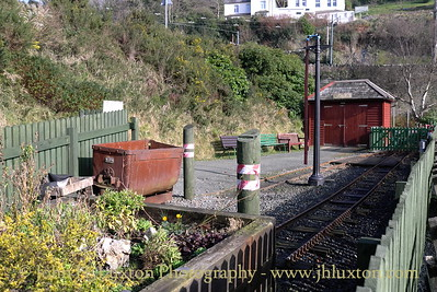 The Great Laxey Mine Railway - 2013
