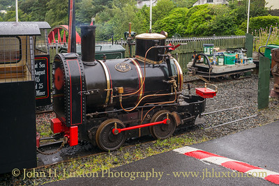The Great Laxey Mine Railway - July 27, 2019