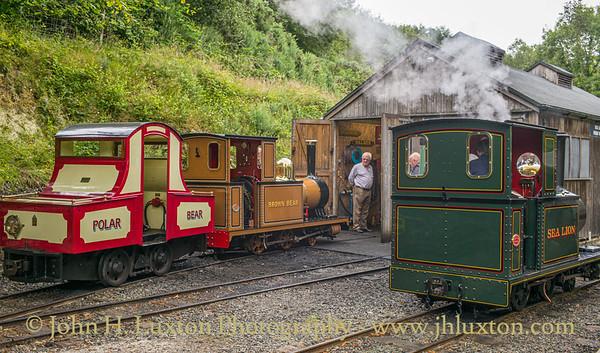 The Groudle Glen Railway - July 27, 2019