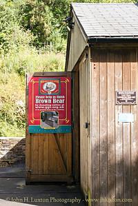 The Groudle Glen Railway - July 30, 2017