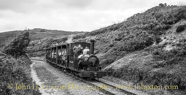 The Groudle Glen Railway - July 27, 2019