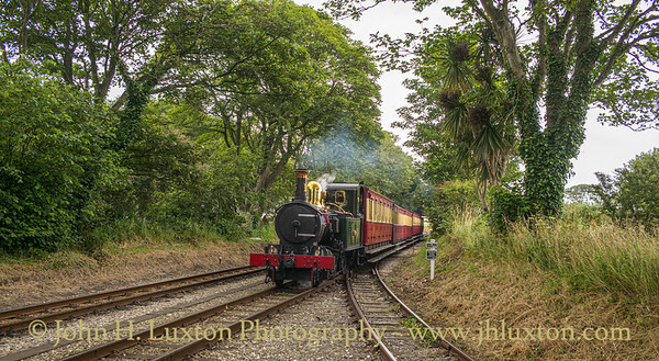 The Isle of Man Railway - July 27, 2019