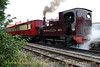 CALEDONIA at Port Erin, Isle of Man Railway - Saturday, August 17, 2013