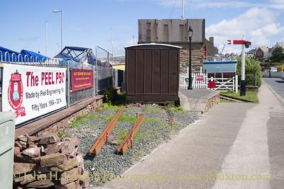 The Isle of Man Railway - 2017