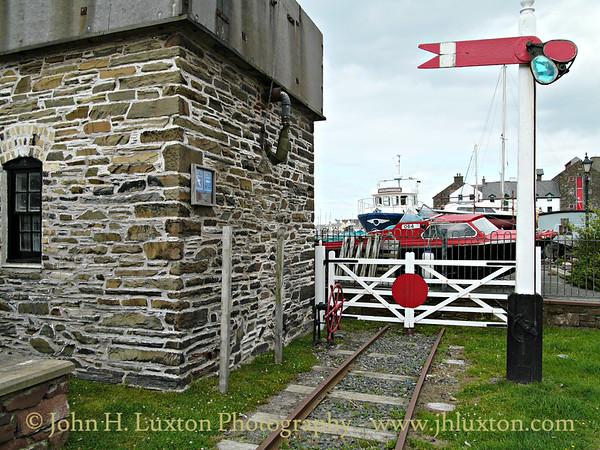 The Isle of Man Railway - 2009