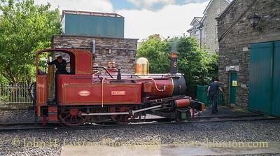 The Isle of Man Railway - July 29, 2018