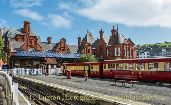 The Isle of Man Railway - August 29, 2019