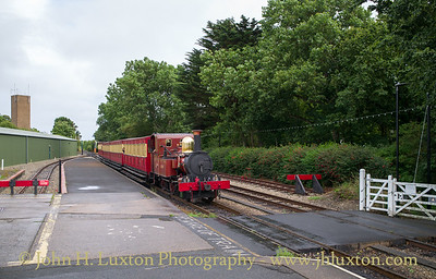 The Isle of Man Railway - July 29, 2018