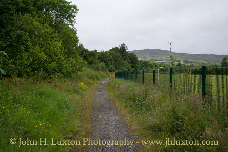 The Isle of Man Railway - June 17, 2018