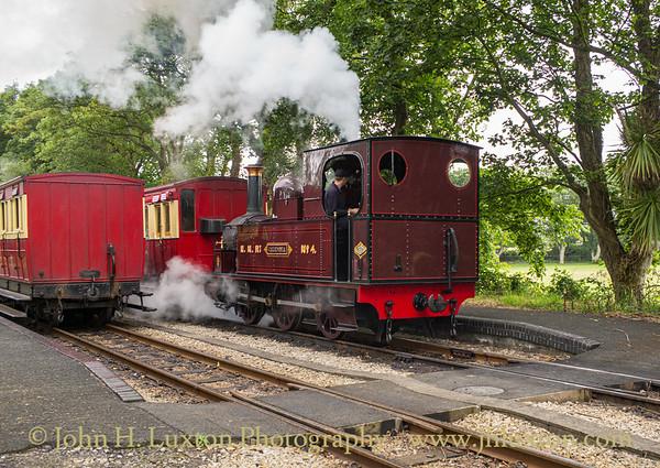 The Isle of Man Railway - July 27, 2019