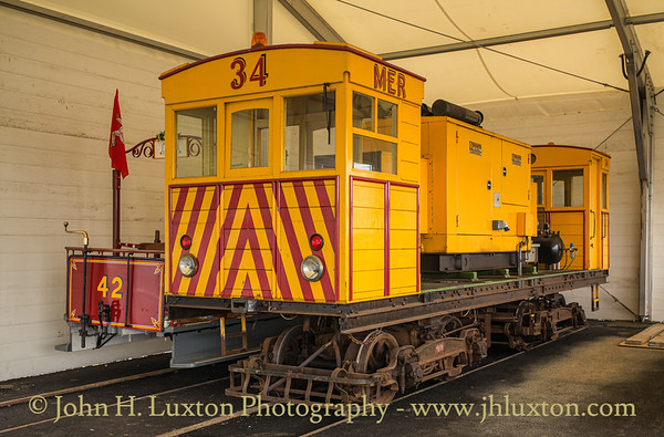 The Manx Electric Railway - July 30, 2019