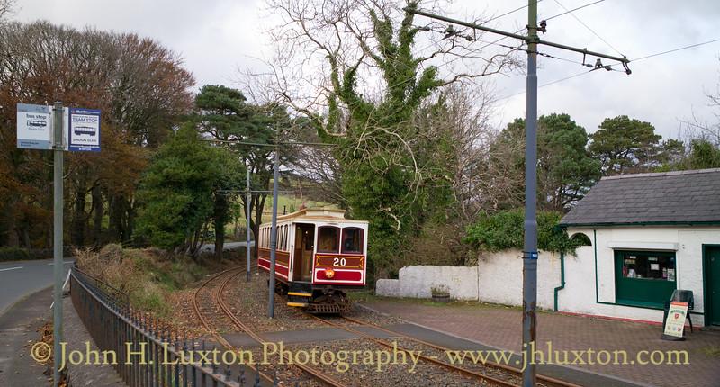 The Manx Electric Railway - November 04, 2017