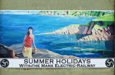 The Manx Electric Railway - September 01, 2017