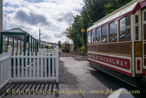 The Manx Electric Railway - July 29, 2019