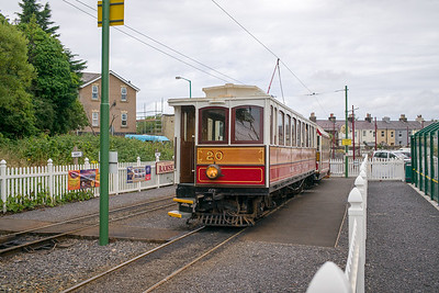 The Manx Electric Railway - July 30, 2018
