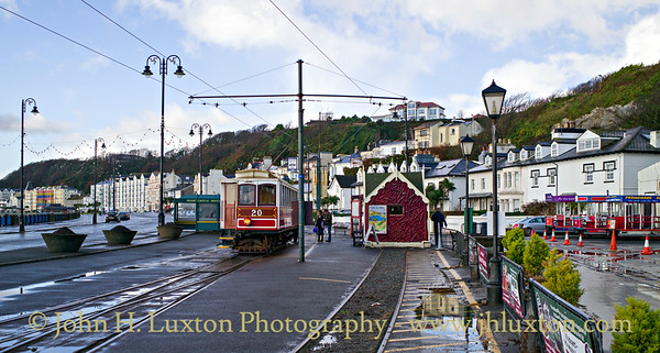 The Manx Electric Railway - November 05, 2017