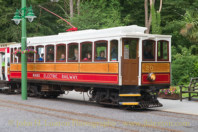 The Manx Electric Railway - June 15, 2018