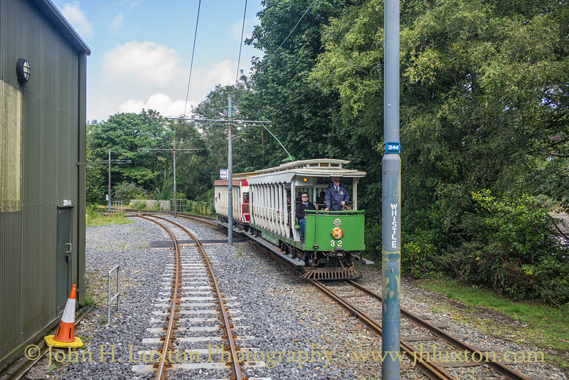 The Manx Electric Railway - July 29, 2019